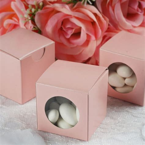bridal shower favors manila 2 100 2 quot pink wedding baby shower favors gift boxes