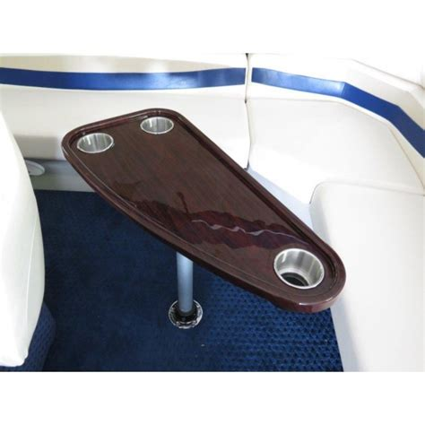 pontoon boat table accessories pontoon boat table