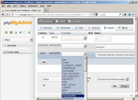 how to install phpmyadmin ubuntu 12 04 virtual hosting with vsftpd and mysql on ubuntu 12 04