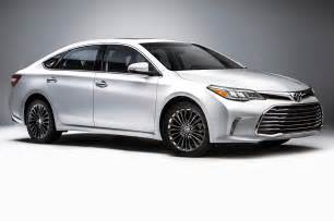 2016 Toyota Avalon 2016 Toyota Avalon Reviews And Rating Motor Trend