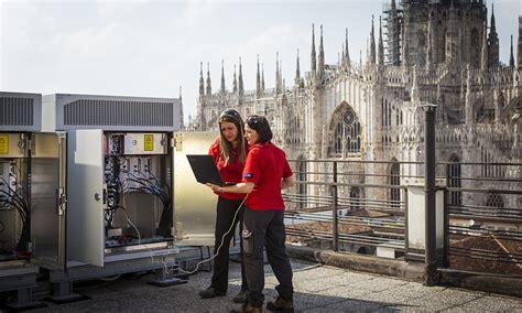 italian mobile operators italian telecom launches huawei powered intelligent 4g