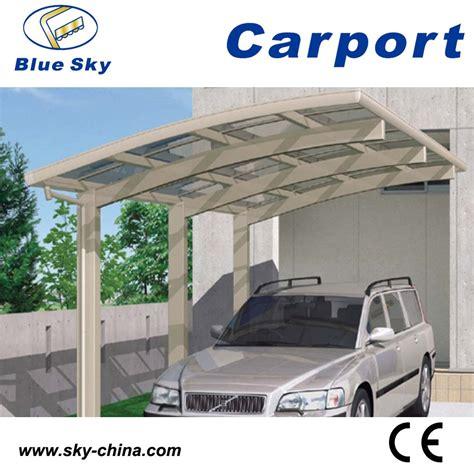 Aluminum Frame Carport by Ce Proved Metal Frame Mobile Aluminum Carport With