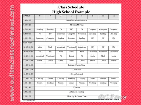 special education schedule template iep calendar planning template calendar template 2016