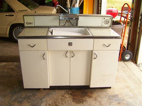 Antique Metal Kitchen Cabinets Retro Metal Cabinets For Sale At Home In Kansas City