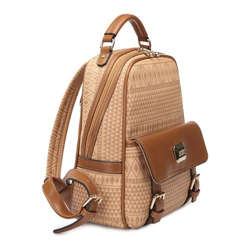 Backpack Fashion fashion backpack bag apricot