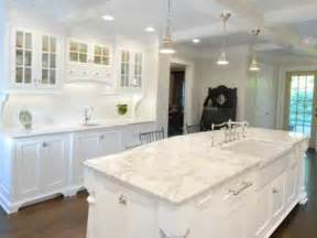Types Of Backsplashes For Kitchen white marble kitchen cabinet countertops picture