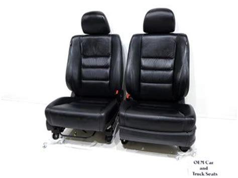 honda accord leather seat replacement honda accord 2dr coupe replacement oem leather heated