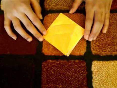 buat origami burung dari kertas how to make bird from origami paper cara membuat burung