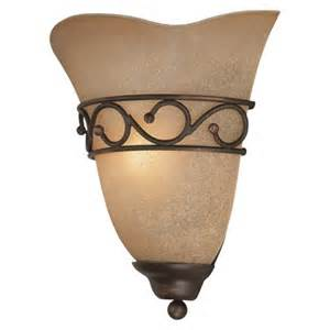 Lite source rosina sconce wall light brown gold product details page