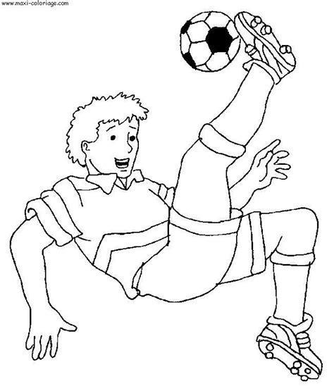 Dessin De Football Imprimer Coloriage De Football L