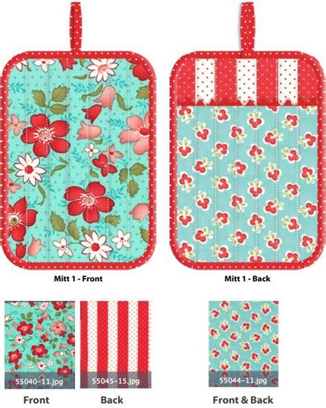 free pattern oven mitt kitchen oven mitts create pinterest