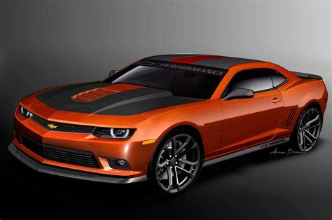 2014 Chevrolet Camaro Concept by Sema 2013 Chevrolet Rolls Out Custom 2014 Corvettes 2014