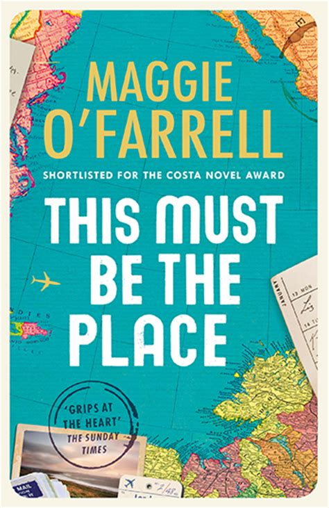 the place books richard and judy introduce this must be the place by