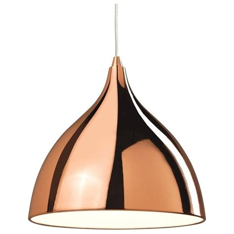Modern Pendant Lights Uk Firstlight Lighting 5746 Cafe Modern Polished Copper Ceiling Pendant Light Firstlight Lighting