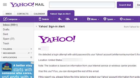 email login yahoo log in to your yahoo mail address or lose it on july 15