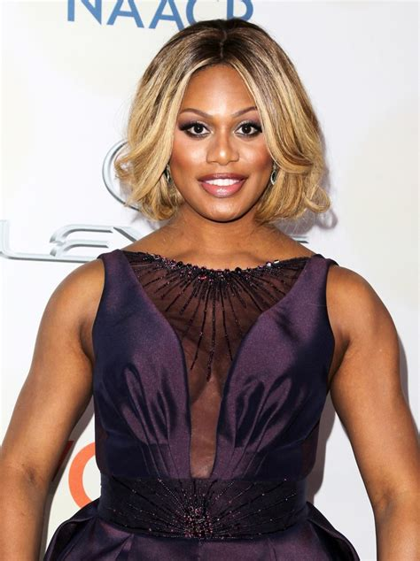 laverne cox laverne cox picture 63 the 46th naacp image awards