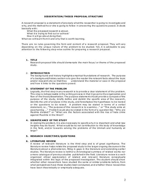 %name research proposal example   New2 thesis dissertation proposal template (english) (2)
