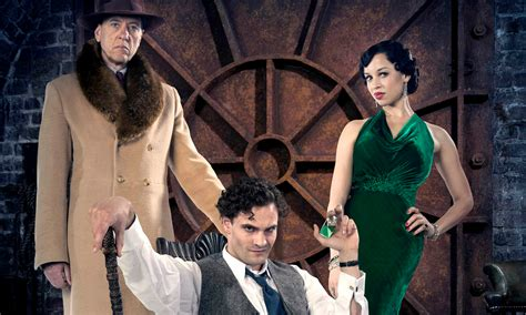 jekyll and hyde itv theme jekyll and hyde series 2 cancelled by itv scifinow the
