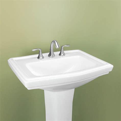 toto clayton pedestal sink toto lpt780 8 01 clayton pedestal lavatory