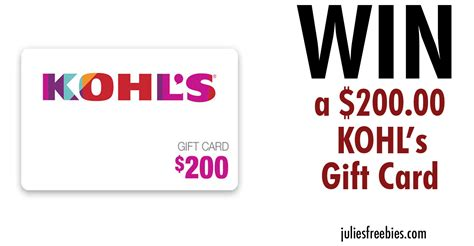 Kohls Free Gift Card - kohls 10 gift card in the mail mega deals and coupons