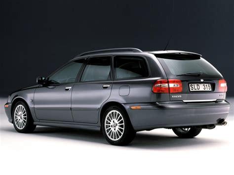 volvo volkswagen 2000 volvo v40 combi vw 1 9 d 115 hp
