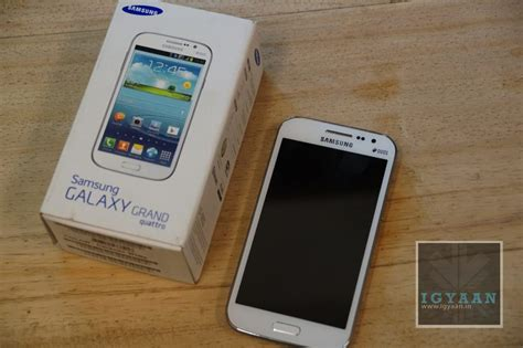 Samsung Quattro samsung i8552 galaxy grand quattro unboxing specifications igyaan