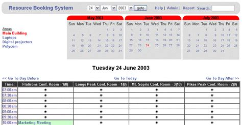Room Reservation Software Open Source by Meeting Room Booking System Feature Requests 25 Mrbs