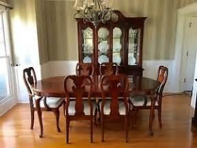 thomasville cherry dining room set thomasville cherry dining room set ebay