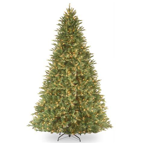 folding a fir tree national tree company 9 ft fir tree with clear lights