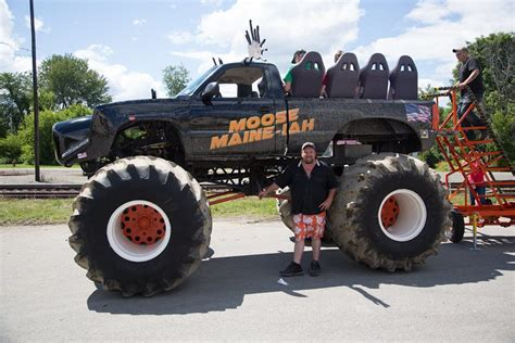 monster truck show maine moose maine iah monster trucks wiki fandom powered by
