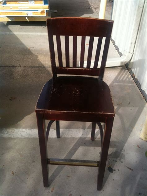 Used Bar Stool by Tons Of Used Restaurant Furniture Just Arrived One Frog