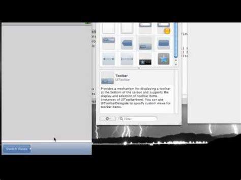 Iphone Xib Tutorial | iphone development tutorial 23 changing mainwindow xib
