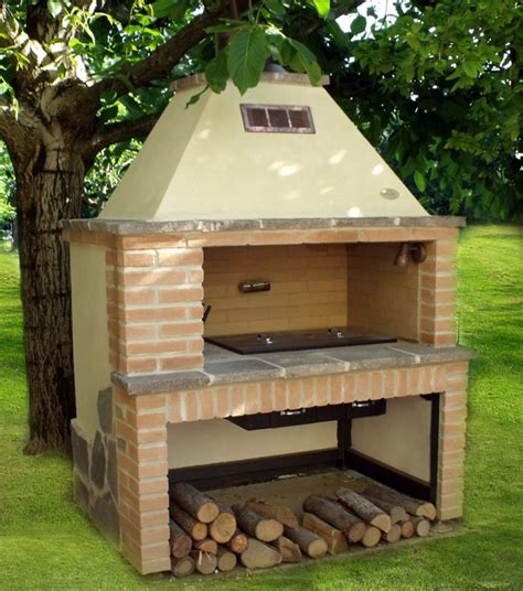 Barbecue Artigianali In Muratura by Fratelli Giannini Gt Realizzazione Barbecue Artigianali
