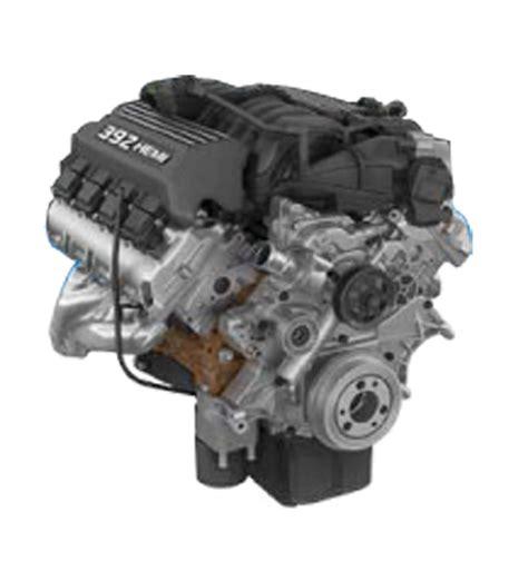 Hemi Crate Engine For Sale by Mopar Performance 392 Crate Hemi Engine