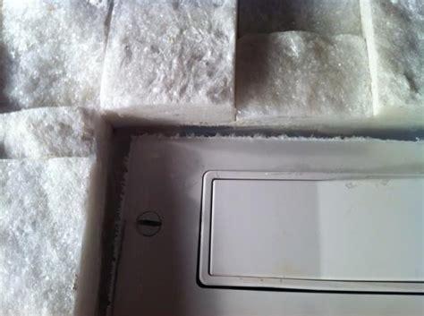 outlet cover doesn t fit in ledgestone backsplash