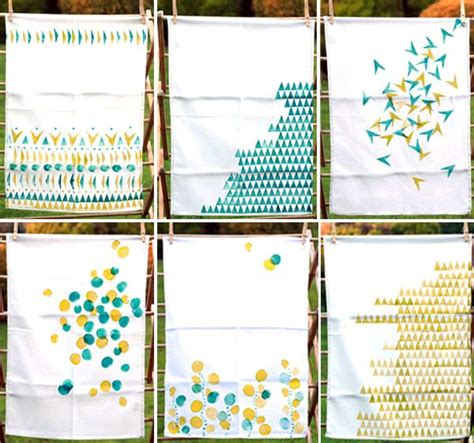 Best 25 Dish Towel Crafts Ideas On Pinterest Towel Crafts Kitchen Towels Hanging And Kitchen Tea Towel Template