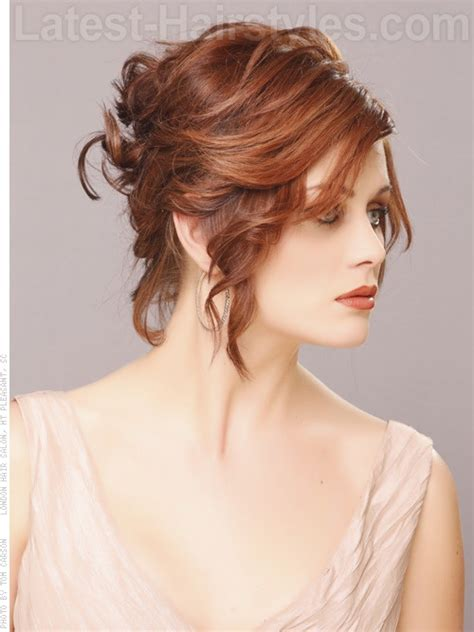 updo hairstyles for medium length hair pinterest 10 stunning updos for medium length hair beauty
