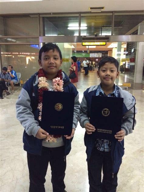 Lemari Es Di Semarang ciptakan lemari es tanpa listrik 2 siswa sd semarang raih
