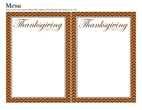 printable blank thanksgiving cards printable blank menu cards for thanksgiving happy easter
