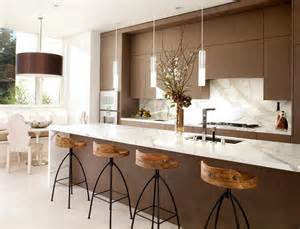marble kitchen counter breakfast bar ideas