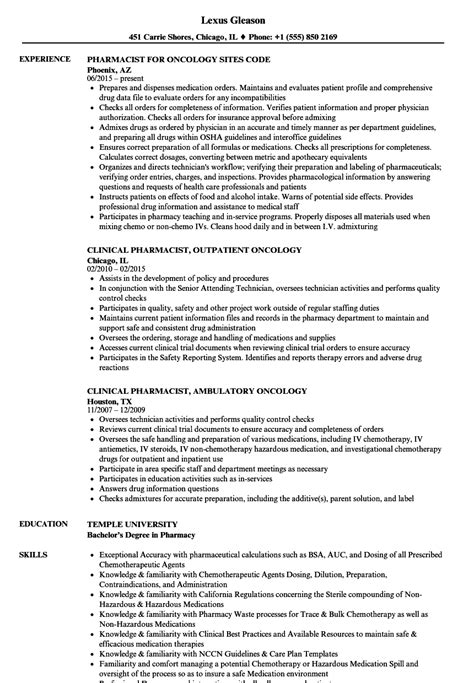 Prn Pharmacist Cover Letter by Prn Pharmacist Sle Resume Farmers Insurance Adjuster Sle Resume
