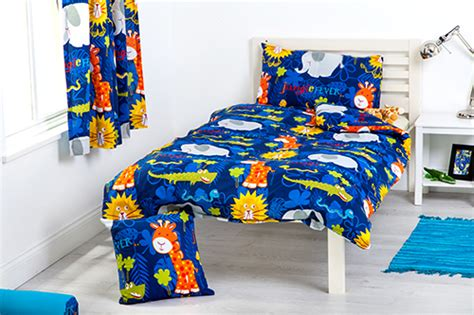 childrens single bed size duvet quilt cover sets with