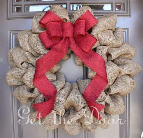 elegant burlap and snowflake wreath fynes designs best 25 burlap christmas wreaths ideas on pinterest diy