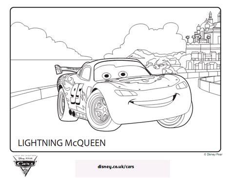 dibujos para colorear pdf cars 2 dibujos para colorear vlc peque