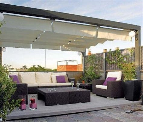 retractable pergola pergolas and pergola roof on pinterest