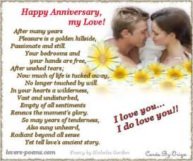 anniversary cards by oriza words and quotes by oriza martins poems for