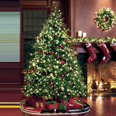tips for installing lights on the christmas tree interior design ideas ofdesign