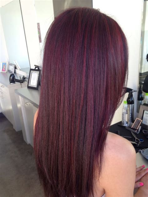 highligjted mahogany hair 17 best images about mahogany hair colors on pinterest