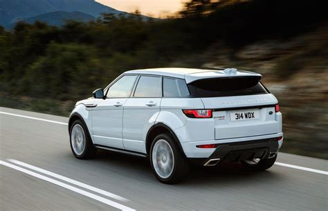 range rover evoque rear my2018 discovery sport gets 500nm twin turbo 213kw petrol