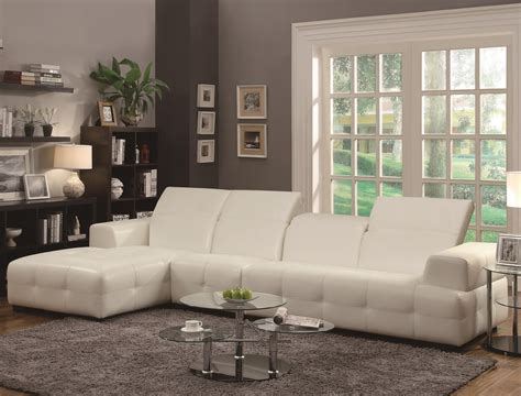 darby sectional coaster darby contemporary sectional sofa with wide arms
